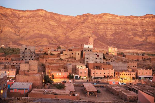 Die Landschaft Marokkos, Bild aus Afrika erhältlich im Onlineshop