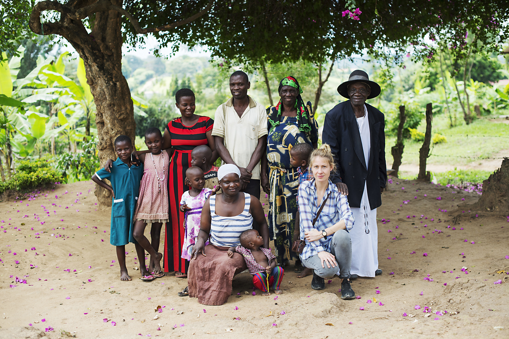 Das Afrika Kochbuch, Maria Schiffer, Eating with Africa