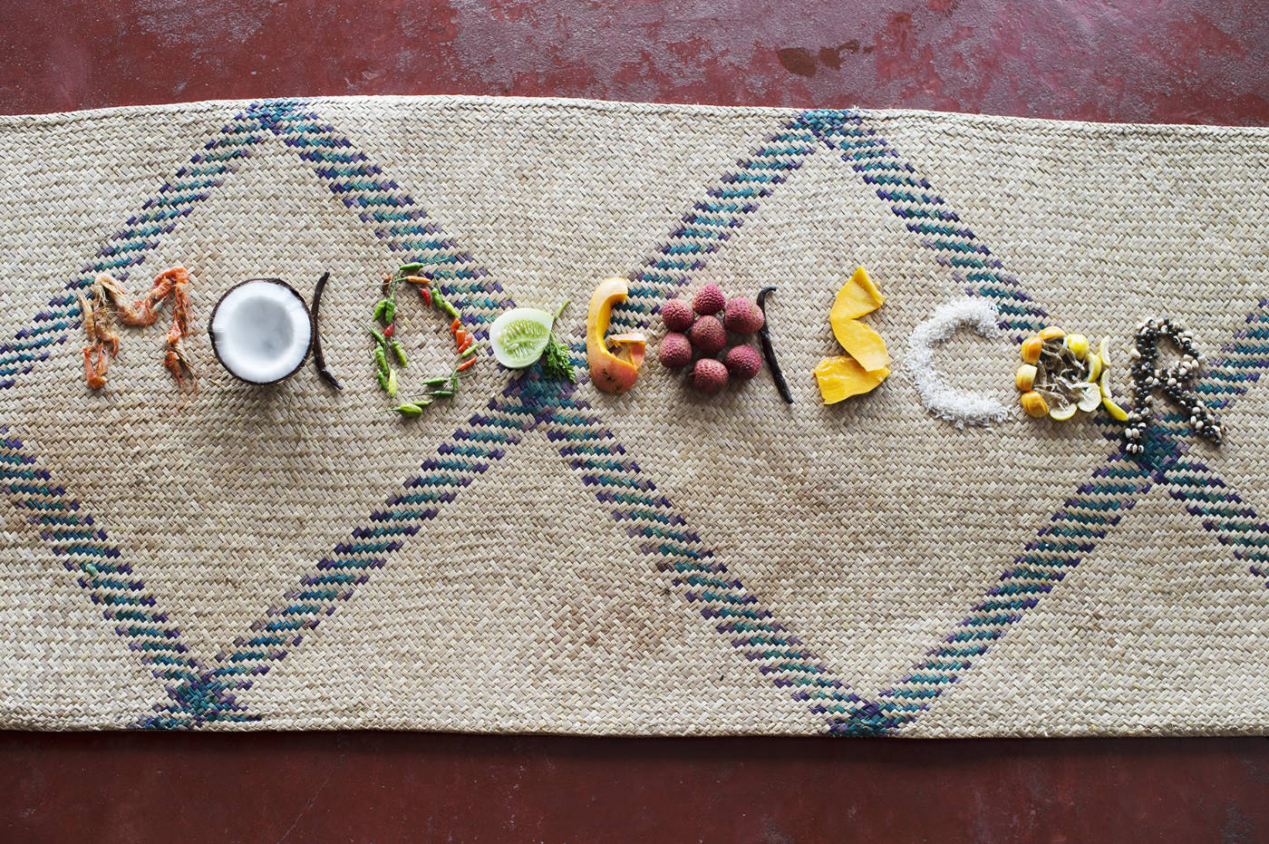 Essen in Madagaskar. Afrikanische Zutaten für das Afrika Kochbuch Eating with Africa