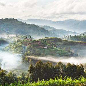 Landschaft in Madagaskar, Bild aus Afrika erhältlich im Onlineshop
