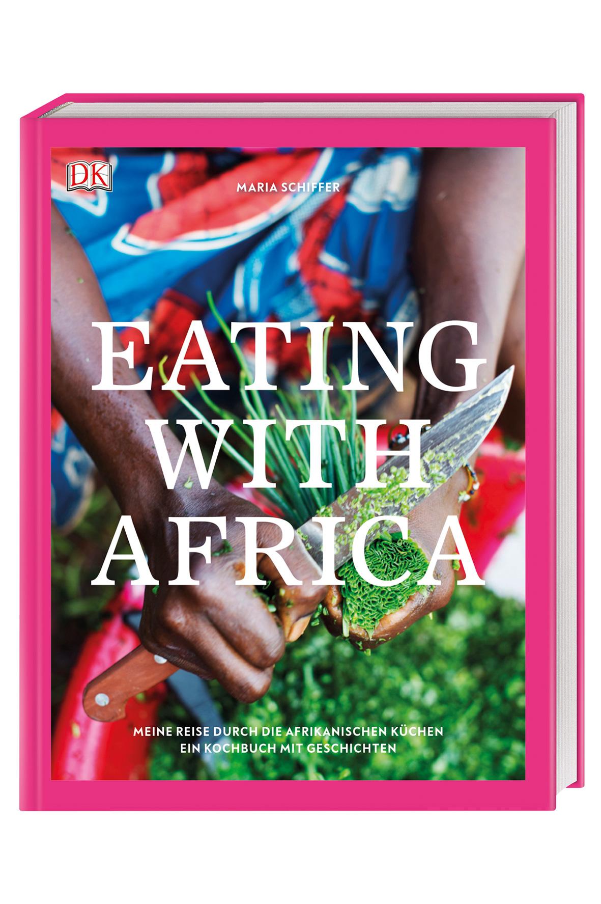 Das Afrika Kochbuch, Eine Reise durch Afrika